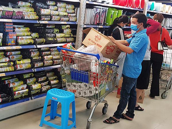 Đà Nẵng: Cấp Thẻ vận chuyển cho nhân viên giao nhận hàng hóa đã tiêm vaccine