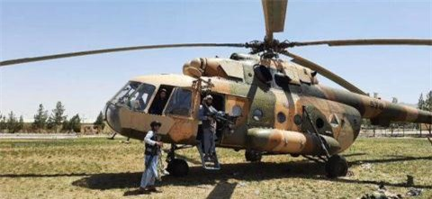 Chuyen gia: Vu khi Taliban chiem giuse thanh sat vun