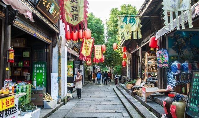 Phố cổ nổi tiếng nhất Giang Nam, được vua Càn Long cực kỳ yêu thích 8