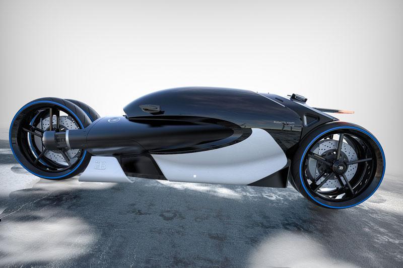 3. Bugatti Type 100M.