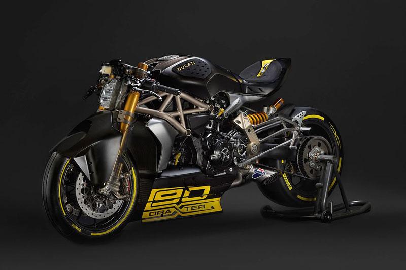 4. Ducati Draxter.
