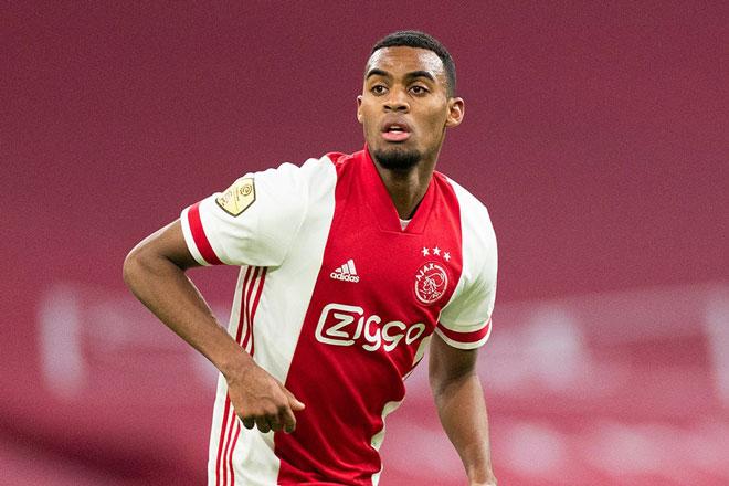 4. Ryan Gravenberch (Ajax, 19 tuổi).