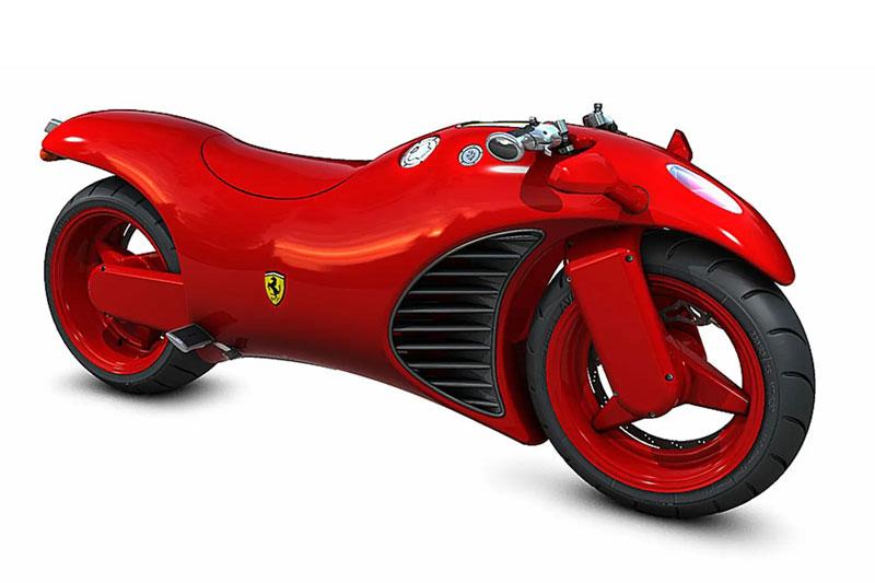 5. Ferrari V4.
