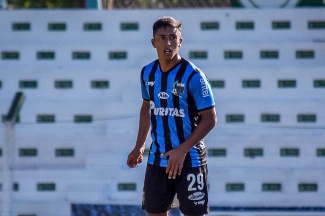 8. Fabricio Diaz (Liverpool FC - Uruguay, 18 tuổi).
