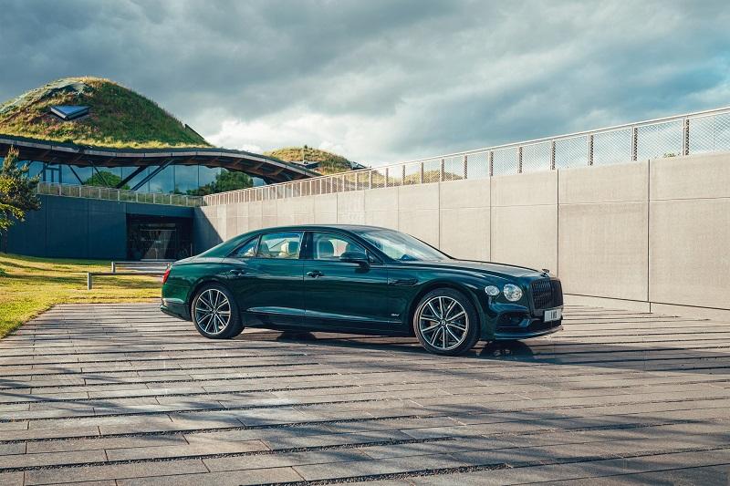 1. Bentley Flying Spur Hybrid.