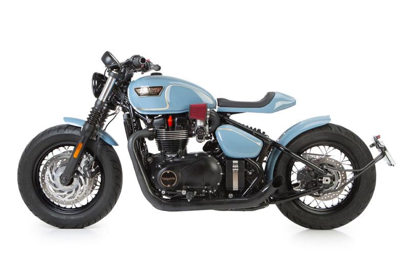 6. Tamarit Motorcycles 80 Valquiria.