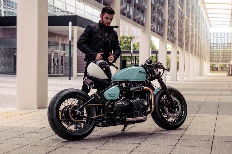 8. Thornton Hundred Motorcycles Bobber.