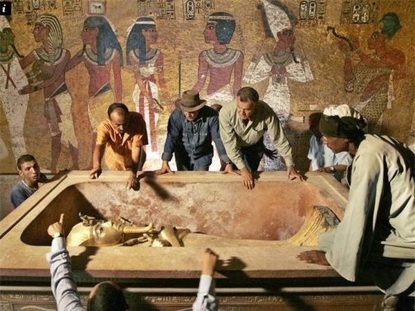 """Giải mã """"lời nguyền xác ướp"""" của người Ai Cập cổ đại - Ảnh 1."""