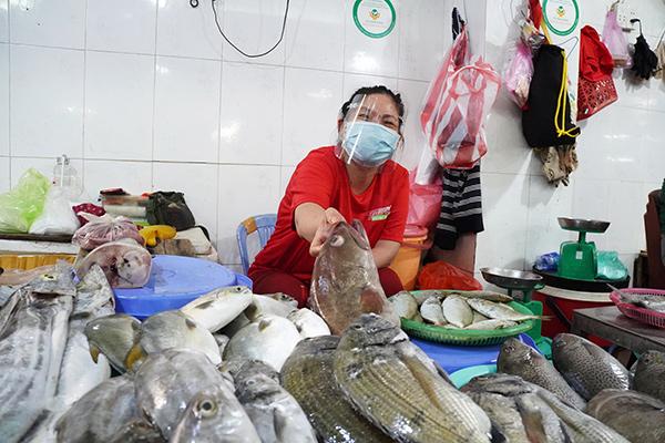Sở Công Thương Đà Nẵng đề nghị UBND TP cho phép mở lại hoạt động một số chợ truyền thống, chợ đầu mối, các cửa hàng tạp hoá