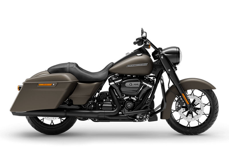 5. Harley-Davidson Road King 2020.