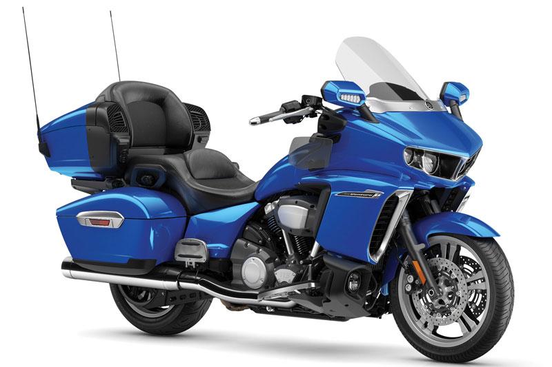 6. Yamaha Star Venture 2021.