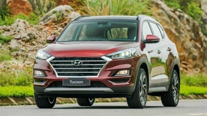 Giá xe Hyundai Tucson tháng 8/2021: Giảm đến 72 triệu đồng 1