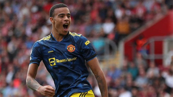 Greenwood đang có phong độ tốt tại Man United nhưng không được gọi vào ĐT Anh