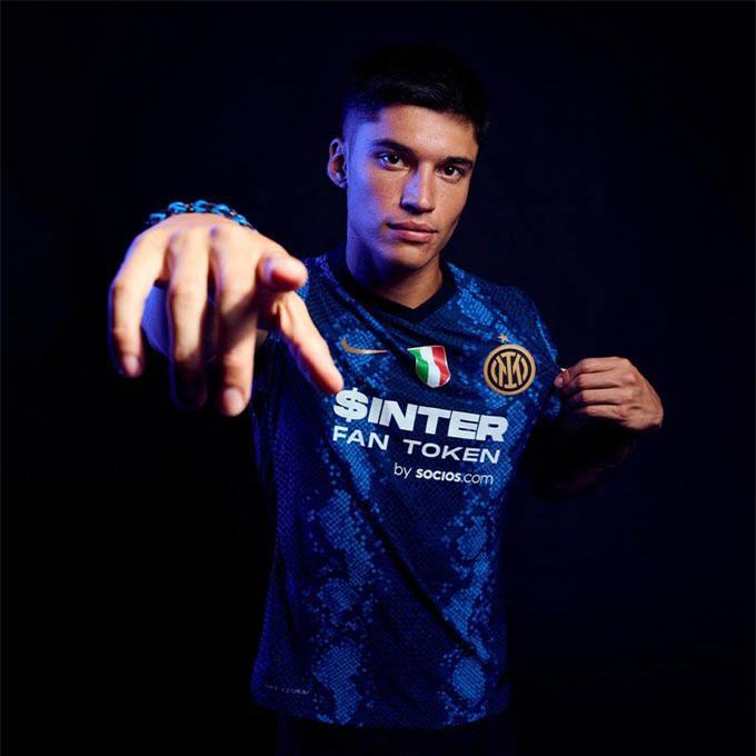Correa gia nhập Inter