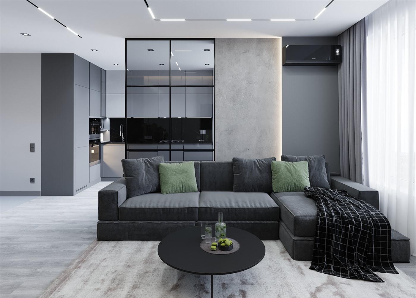 Kiến trúc sư tư vấn thiết kế nhà cấp 4 diện tích 100m² cho gia đình 3 thế hệ chi phí 237 triệu - Ảnh 3.