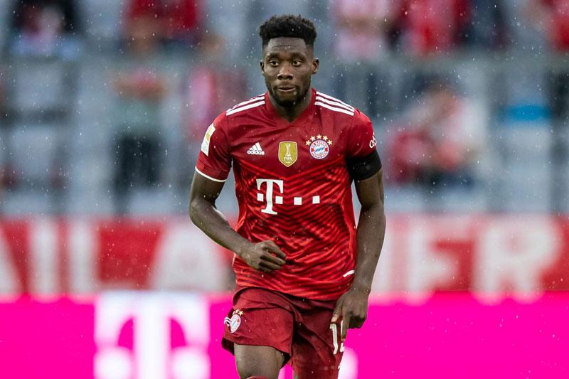 2. Alphonso Davies (Bayern Munich, 20 tuổi, định giá chuyển nhượng: 70 triệu euro).