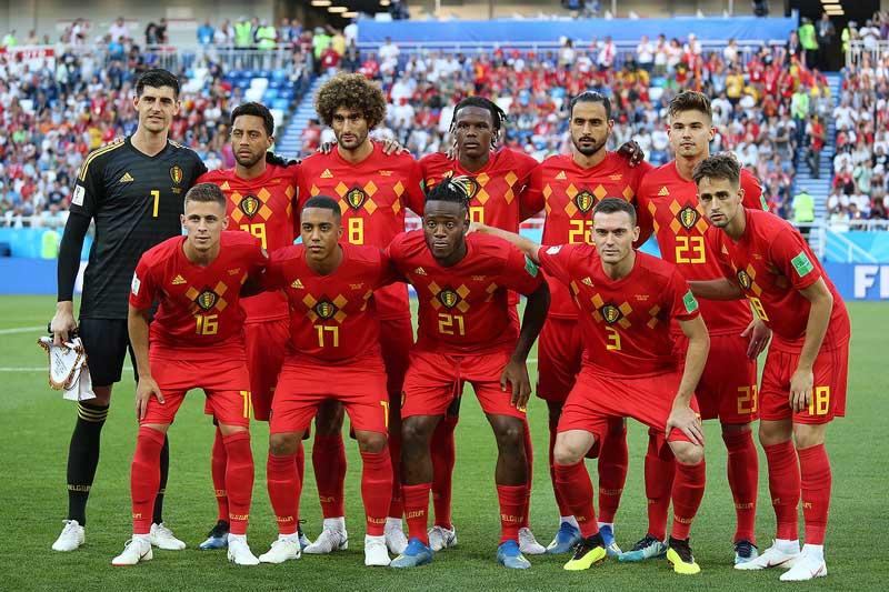 10. Bỉ - Giá trị thị trường: 612 triệu euro.