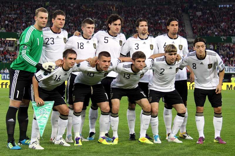 5. Đức - Giá trị thị trường: 902 triệu euro.