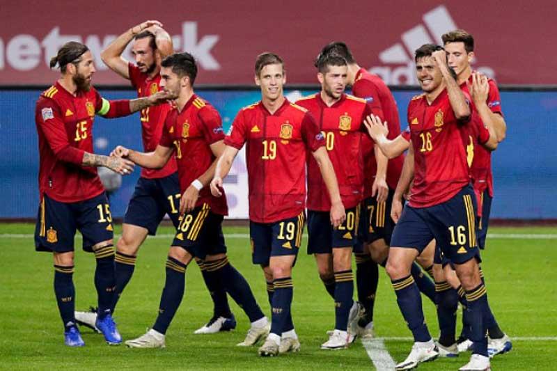 8. Tây Ban Nha - Giá trị thị trường: 729,5 triệu euro.