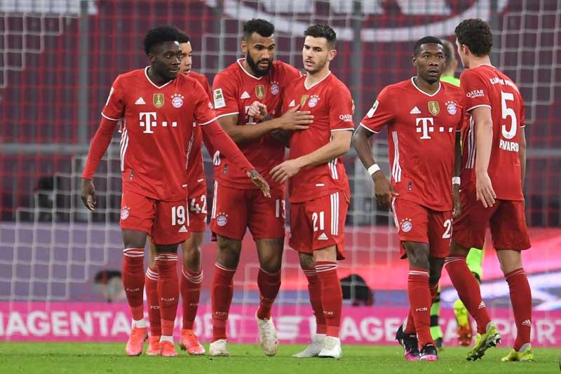 6. Bayern Munich - Giá trị thị trường: 818,5 triệu euro.