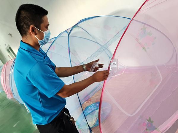 """Nhiều doanh nghiệp trong các KCN trên địa bàn Đà Nẵng đang rất cần bổ sung nguồn lương thực, thực phẩm thiết yếu phục vụ nhu cầu của người lao động thực hiện """"3 tại chỗ"""""""