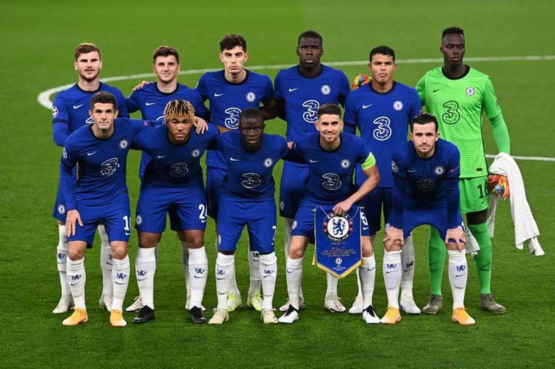 5. Chelsea - Giá trị thị trường: 880,5 triệu euro.