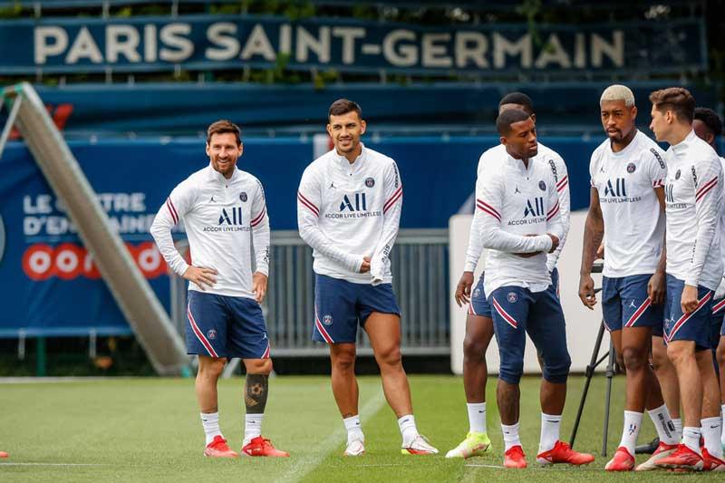 2. Paris Saint-Germain - Giá trị thị trường: 993,95 triệu euro.