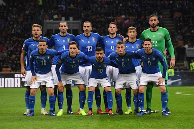 4. Italia - Giá trị thị trường: 967 triệu euro.