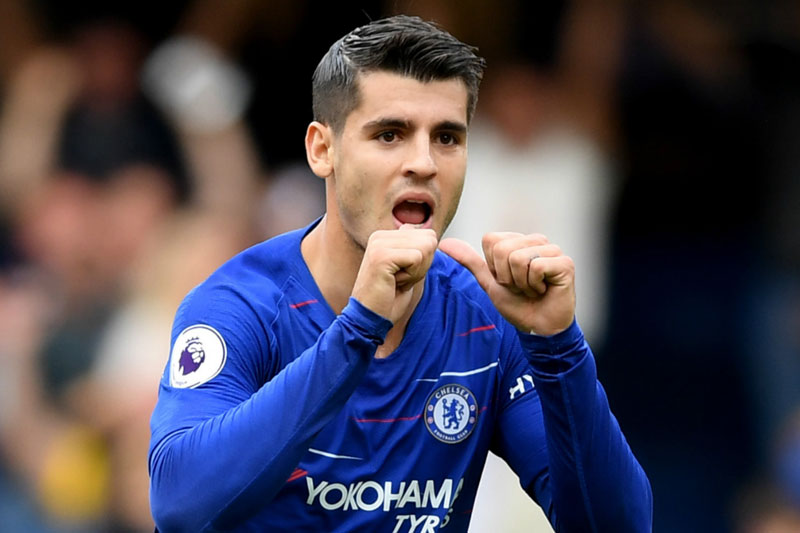 2. Alvaro Morata (bán cho Chelsea, 2017, lãi 36 triệu euro).