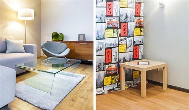 8 sai lầm về nội thất khiến nhà diện tích nhỏ càng thêm chật chội - Ảnh 5.