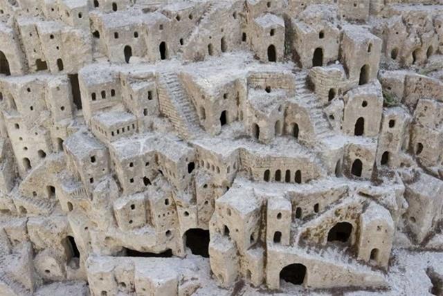 [ẢNH] Những thành phố ấn tượng dưới lòng đất - Ảnh 10