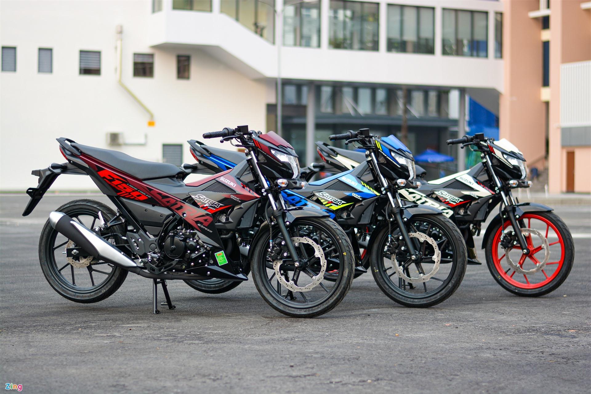 Nhiều xe máy được giảm giá trong tháng 7 âm lịch, cao nhất 7 triệu - Hình 3