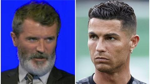 Roy Keane: 'Ronaldo không thể giúp Man United vô địch Ngoại hạng Anh ngay lập tức'