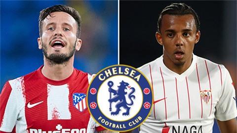 Tin chuyển nhượng 30/8: Chelsea có thể vồ hụt cả Saul và Kounde
