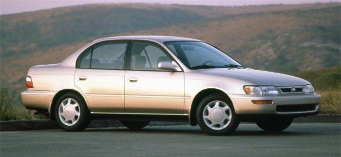 Vì sao Toyota Corolla trở thành mẫu xe phổ biến nhất thế giới? 4