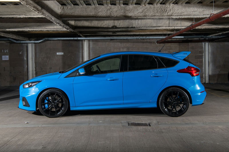 10. Ford Focus RS Mk3.