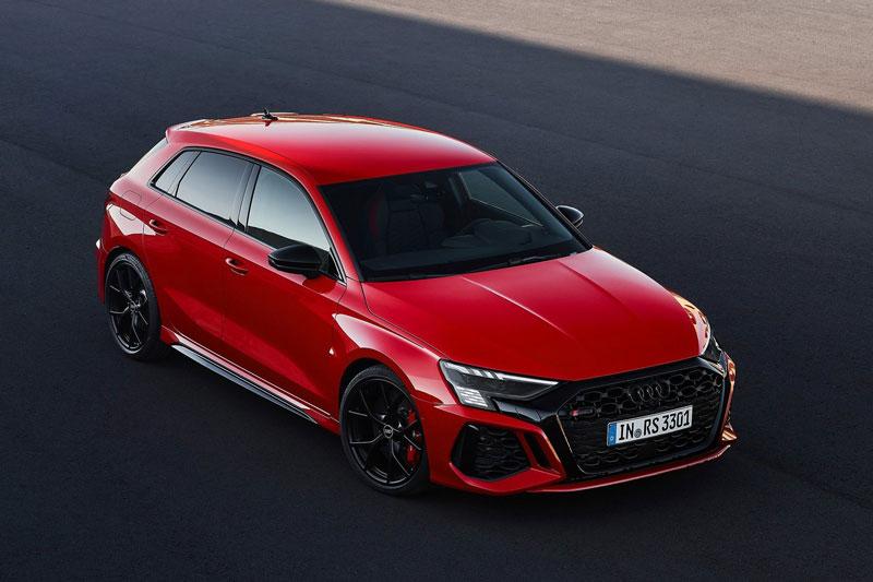 4. Audi RS3.