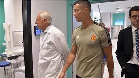 Juventus đăng thư tạm biệt Ronaldo