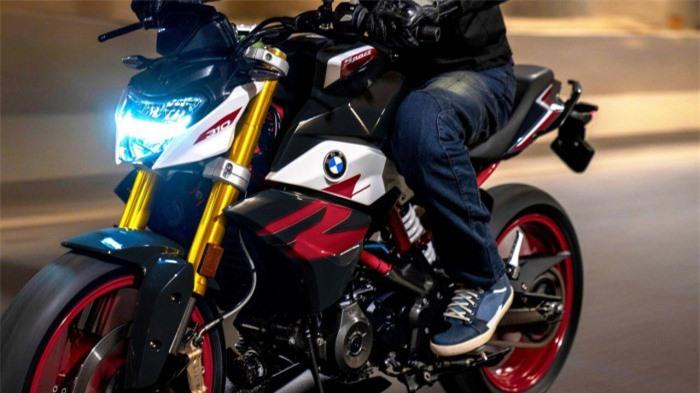 Cận cảnh mô tô thể thao BMW G 310 R 2021 giá 148 triệu đồng 2