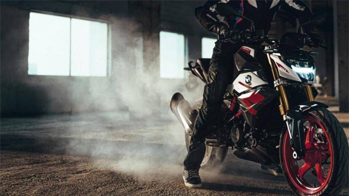 Cận cảnh mô tô thể thao BMW G 310 R 2021 giá 148 triệu đồng 3
