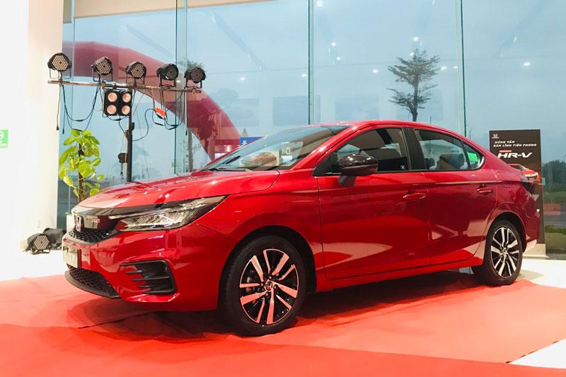 Ảnh: Honda Ô tô Quảng Bình.
