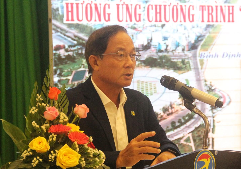 Ông Nguyễn Văn Dũng khi còn đương chức Giám đốc Sở Du lịch tỉnh Bình Định.