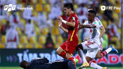 """Tinh thần chiến đấu là """"vũ khí"""" quan trọng của đội tuyển Việt Nam trước mỗi trận đánh - Nguồn ảnh: AFC."""