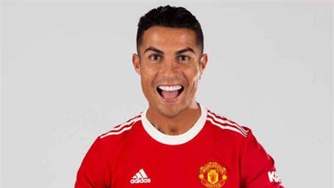 Ronaldo lần đầu xuất hiện trong áo đấu Man United