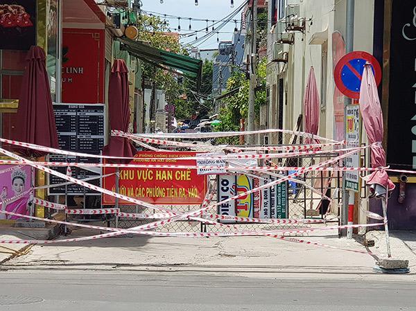 """Từ 8h sáng ngày 5/9, TP Đà Nẵng bắt đầu nới lỏng một số biện pháp phòng, chống dchj COVID-19 sau 20 ngày toàn TP """"ở yên một chỗ"""""""