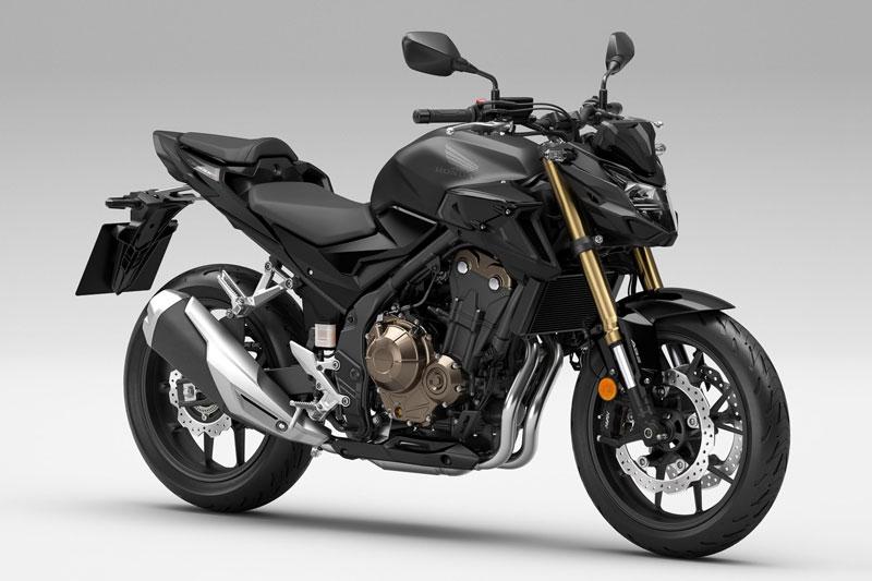 Honda CB500F 2022.