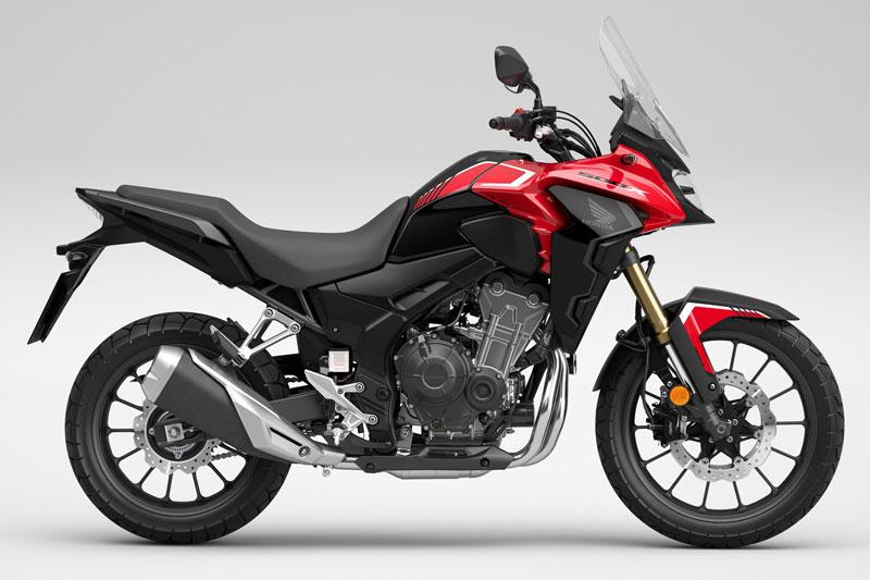 Honda CB500X 2022.