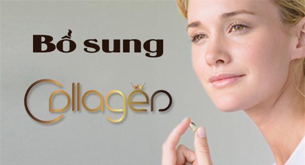 5 cách chăm sóc da – tăng cường collagen cho phụ nữ tuổi 30 Phụ nữ ở độ tuổi 30 bắt đầu có dấu hiệu lão hóa. Hãy chăm sóc da của mình bằng cách tăng cường collagen theo những cách sau. Collagen là thành phần chính, chiểm 70% thành phần của da. Các sợi collagen dài và mảnh, đan quyện lấy nhau, tạo ra mạng collagen. Collagen là thành phần chính giúp da săn chắc, mịn màng, là yếu tố quyết định vẻ đẹp của làn da. Theo tuổi tác, cộng với tác động của môi trường bên ngoài, các sợi collagen dần suy giảm cả về số lượng và chất lượng, là nguyên ngân khiến da chảy xệ, kém đàn hồi, mỏng và dễ tổn thương.  Để ngăn chặn tình trạng này, ngay từ bây giờ, cần có phương pháp ăn uống và chăm sóc da để bảo vệ và bổ sung các sợi collagen.  1.Bổ sung Omega-3 Omega-3 là thành phần rất được ưa chuộng trong chăm sóc da. Omega-3 được biết tới là chất béo có ích và giúp làn da được dưỡng ẩm bằng cách điều hòa sự sản xuất dầu và bảo vệ da khỏi các phân tử gốc tự do. Thêm vào đó, những axit béo này giúp kích thích sản xuất collagen ở dây chằng và các mô liên kết, giúp củng cố độ đàn hồi của da. 2.Nạp chất chống oxy hóa Quá trình lão hóa ở mô da sẽ sớm được làm chậm nếu như bạn chú trọng đến việc sử dụng các loại hoa quả có chất chống oxy hóa hàng ngày. Theo một nghiên cứu gần đây trên tờ Science Daily, các loại quả mọng và bưởi được chứng minh là có thể kích thích sự sản xuất collagen cũng như phòng ngừa sự hư tổn của collagen trong da. 3.Vitamin C và E Đây là 2 loại vitamin thân thiện với sắc đẹp và làn da của phái nữ. Vitamin C là một loại dinh dưỡng đóng vai trò quan trọng trong quá trình sản xuất và duy trì collagen. Vitamin C cũng rất cần thiết cho sự phát triển của cơ thể, nhưng lại không thể tự tổng hợp được nên nếu không hấp thụ đủ vitamin C, quá trình sản xuất collagen sẽ bị chậm lại. Vitamin E cung cấp độ ẩm từ bên trong, duy trì độ mịn mượt cho làn da. Bổ sung vitamin E bằng cách ăn các loại hạt như hạt hướng dương, hạt bí, quả óc chó… Duy trì cân nặng  Điển hình của việc cơ thể tha