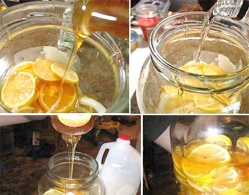 Điều trị sỏi thận từ loại nước siro tự làm cực đơn giản