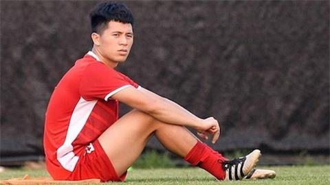 Đình Trọng chấn thương cơ đùi, không thể có mặt ở trận Việt Nam vs Australia